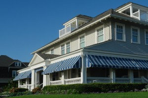 Porch Awnings | Traditional Window Awnings