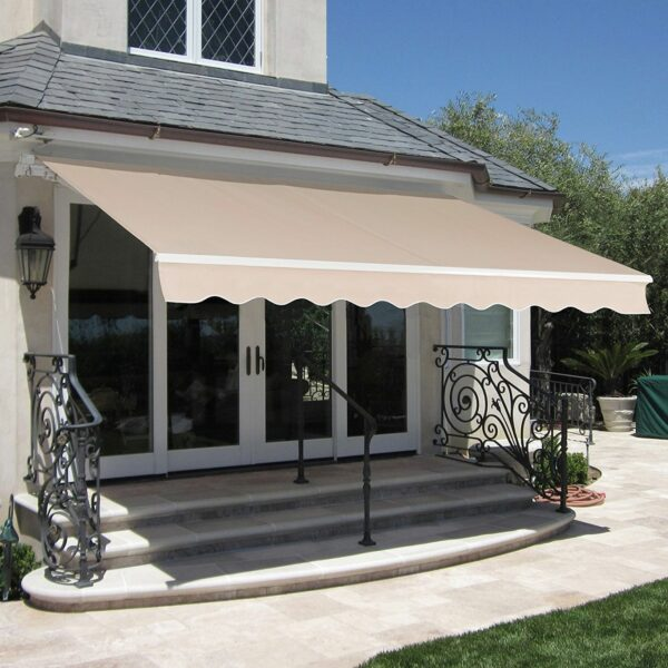 Replacement Fabric Retractable Awning