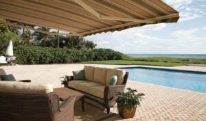 Sunsetter retractable XL Fabric