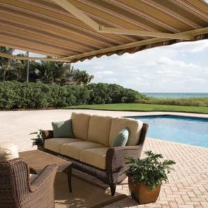 Sunsetter Motorized XL Replacement Fabric